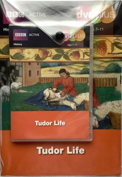 BBC Tudor Life DVD Pack