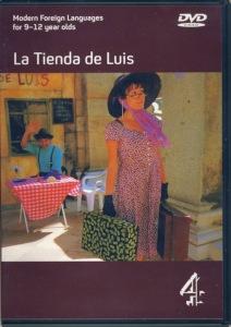 C4 La Tienda De Luis DVD