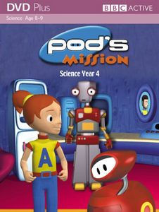 BBC DVD Plus pack - Pods Mission 4