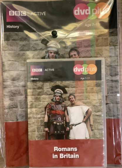 BBC Romans in Britain DVD Plus Pack