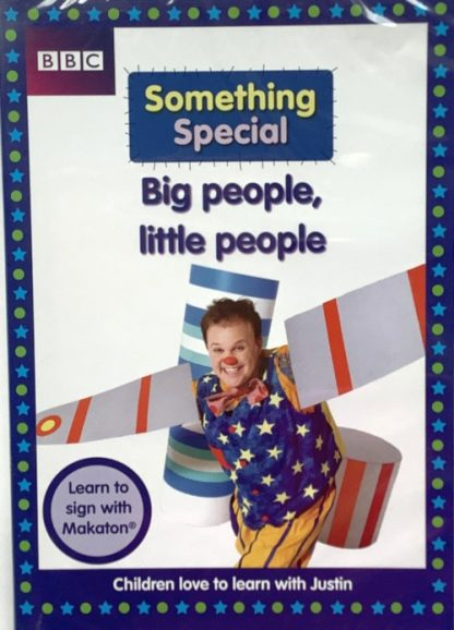 something special big people little people
